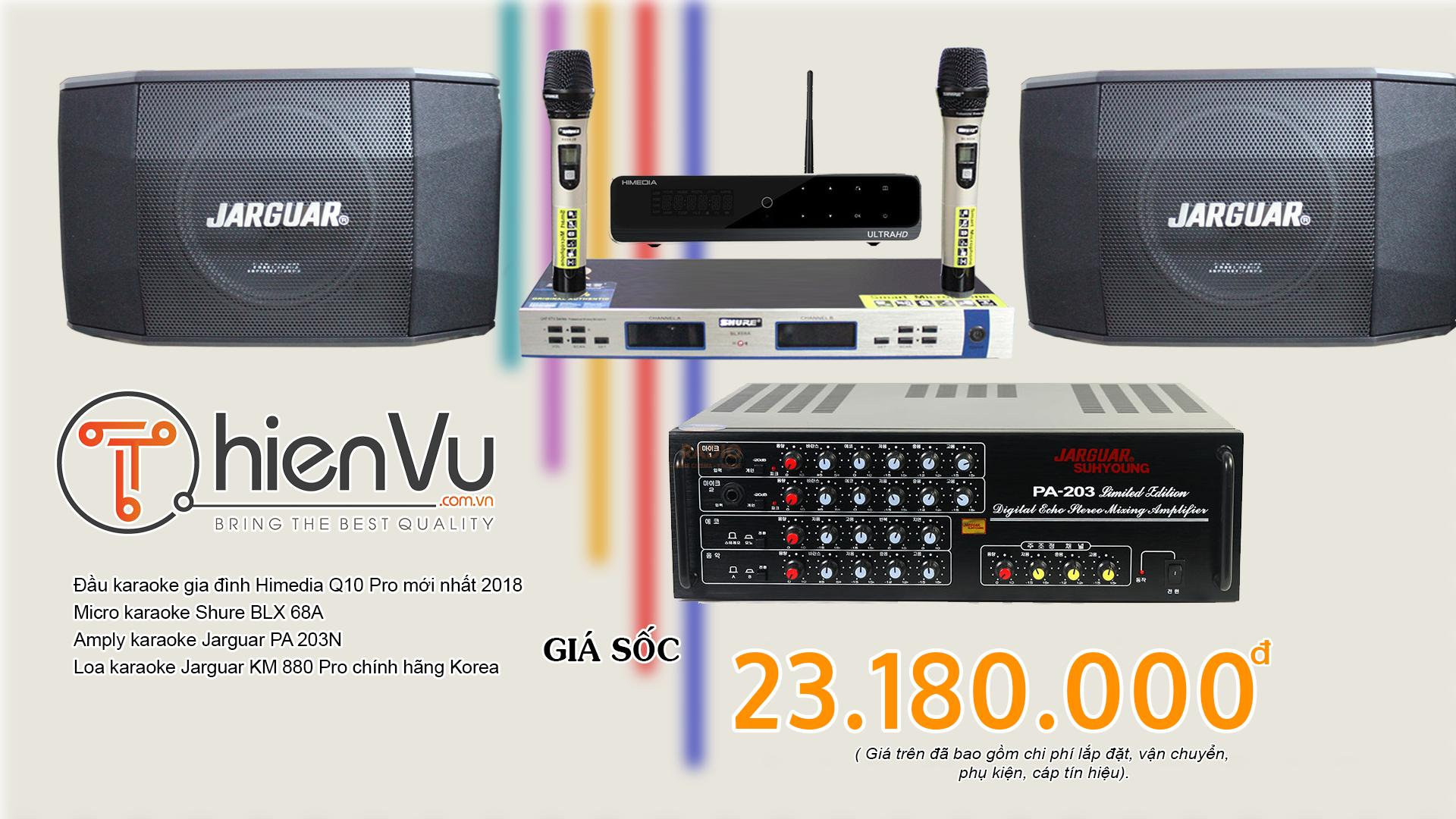 Dàn karaoke 20 triệu TVAP 02