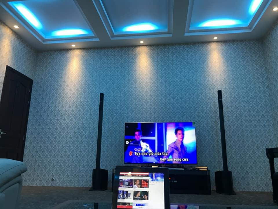 Bộ dàn karaoke gia đình hiện đại Himedia Q10 Pro