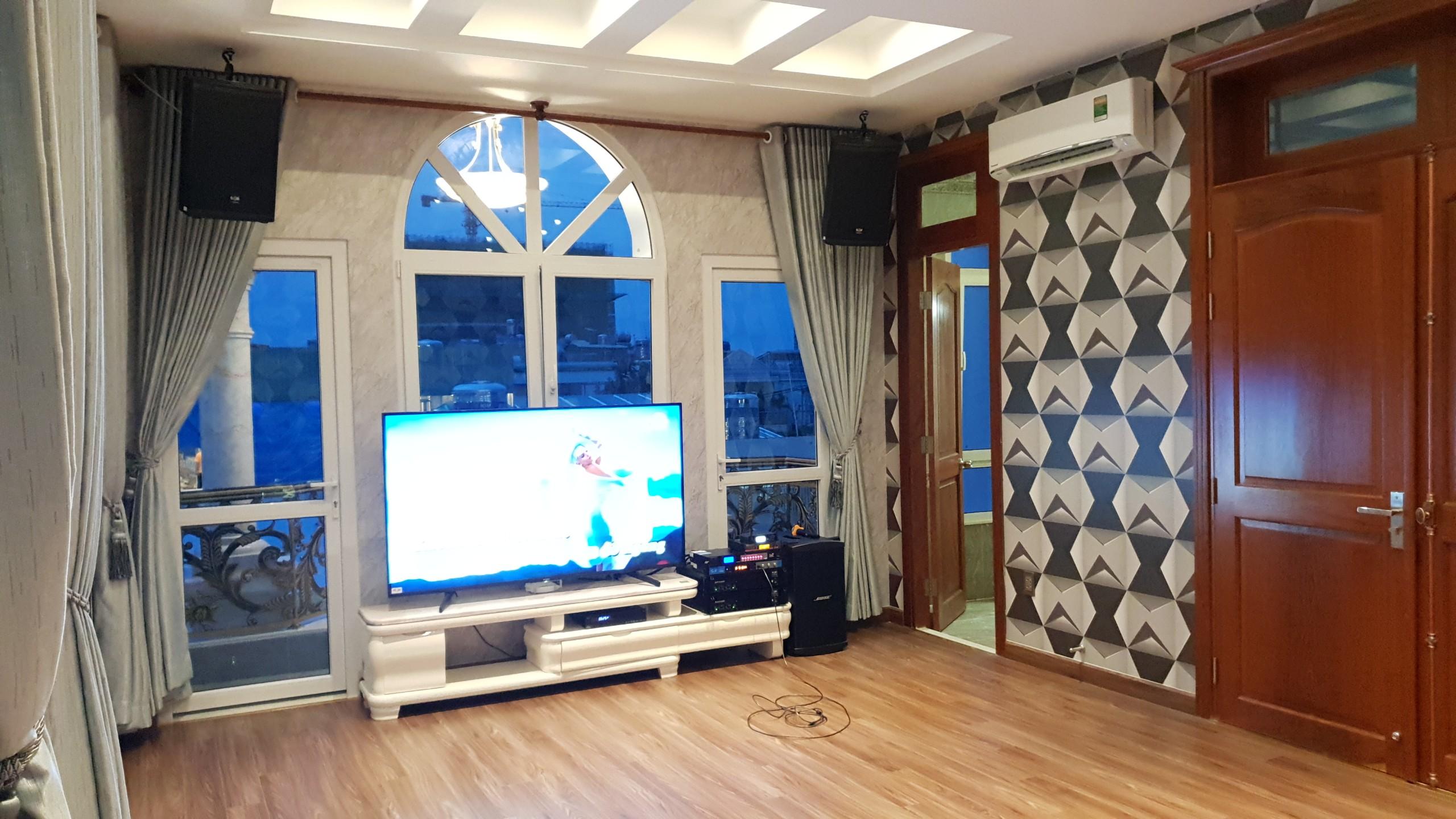 Giới thiệu dàn karaoke cao cấp TVAP 10