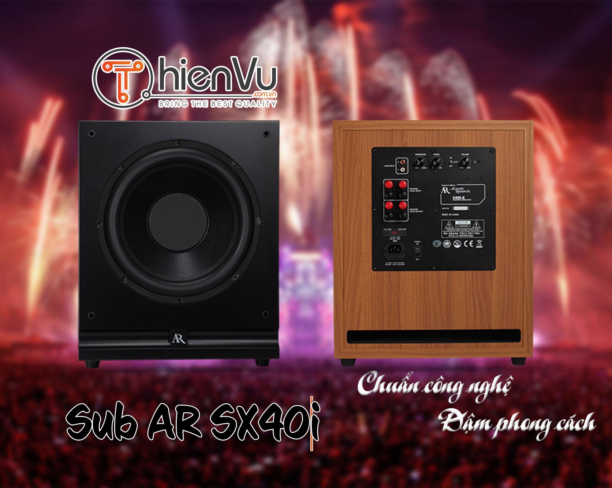 Sub AR SX 40I