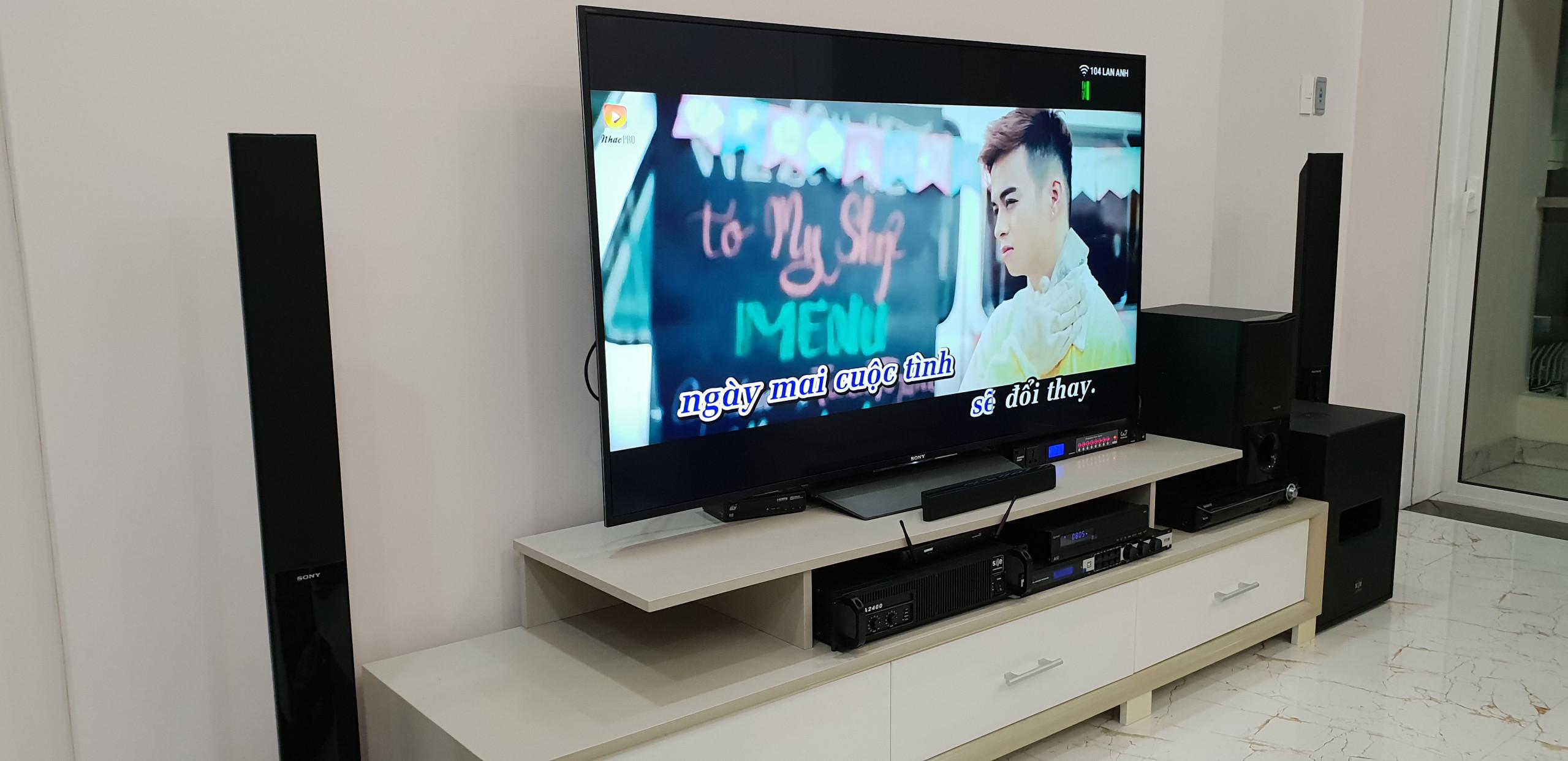Bộ dàn karaoke Phú Nhuận