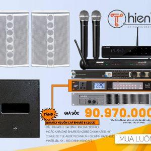 Dàn karaoke cao cấp gia đình TVAP 14