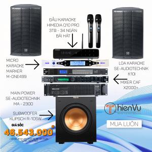 dàn karaoke TVAP 25