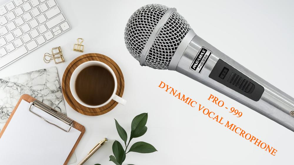 micro paramax pro 999