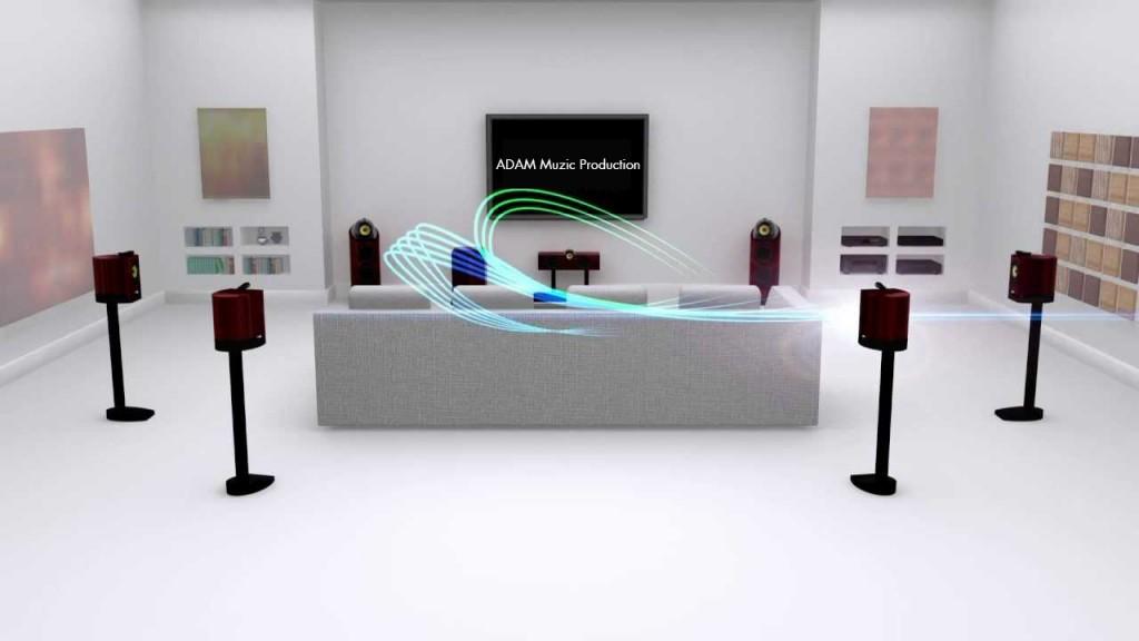 Mang đến trải nghiệm đỉnh cao chất lượng âm thanh