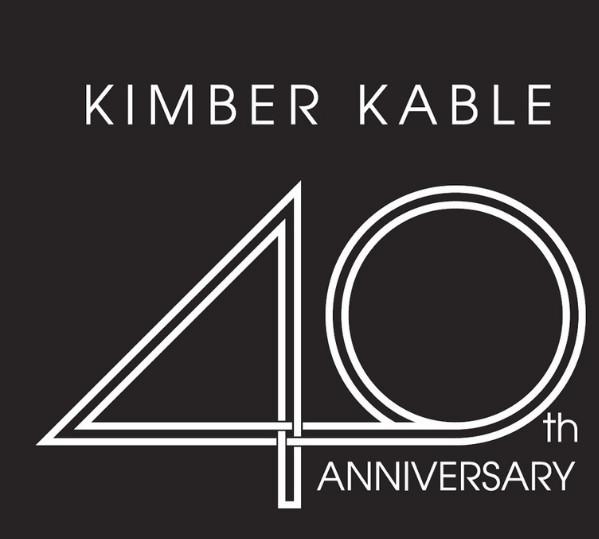 Kimber Kable giới thiệu dây tín hiệu PBJ phiên bản đánh dấu 40 năm