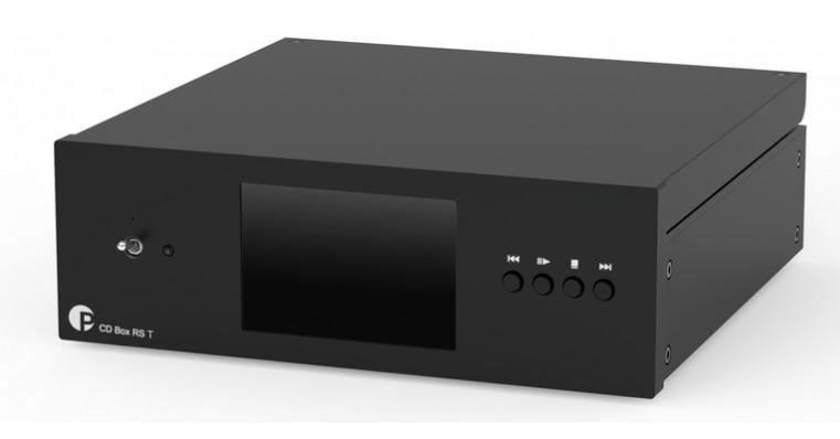 Pro-Ject ra mắt đầu phát CD cao cấp Box RS2 T