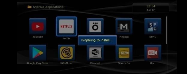 Những tiện ích xem phim chạy trên Dune HD Ultra 4K