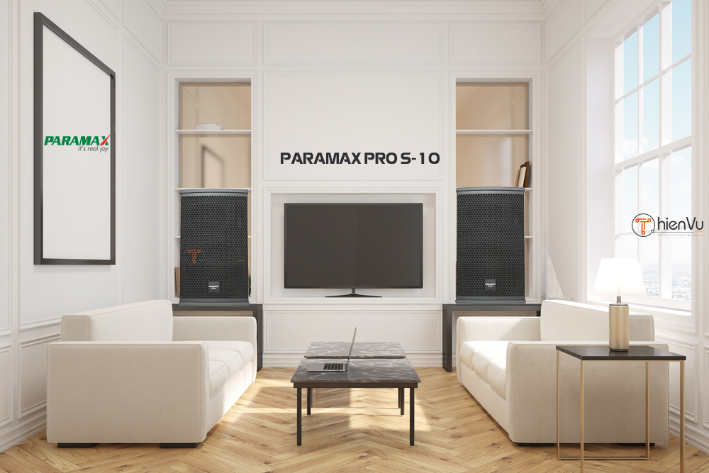 Mang trải nghiệm âm thanh cao cấp trong không gian nhà của bạn