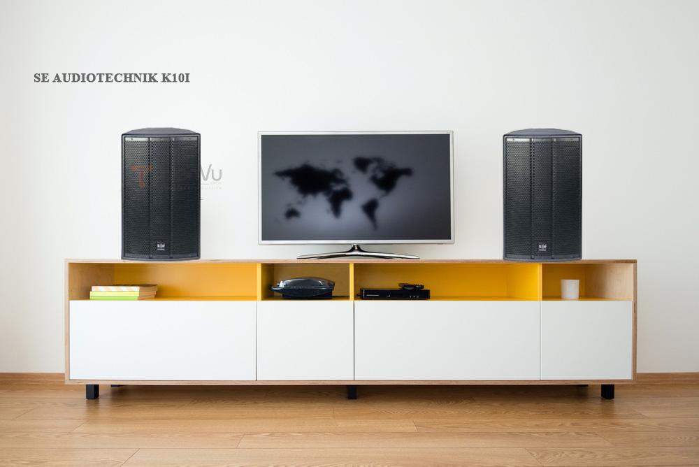 Mang trải nghiệm âm thanh cao cấp cho gia đình bạn