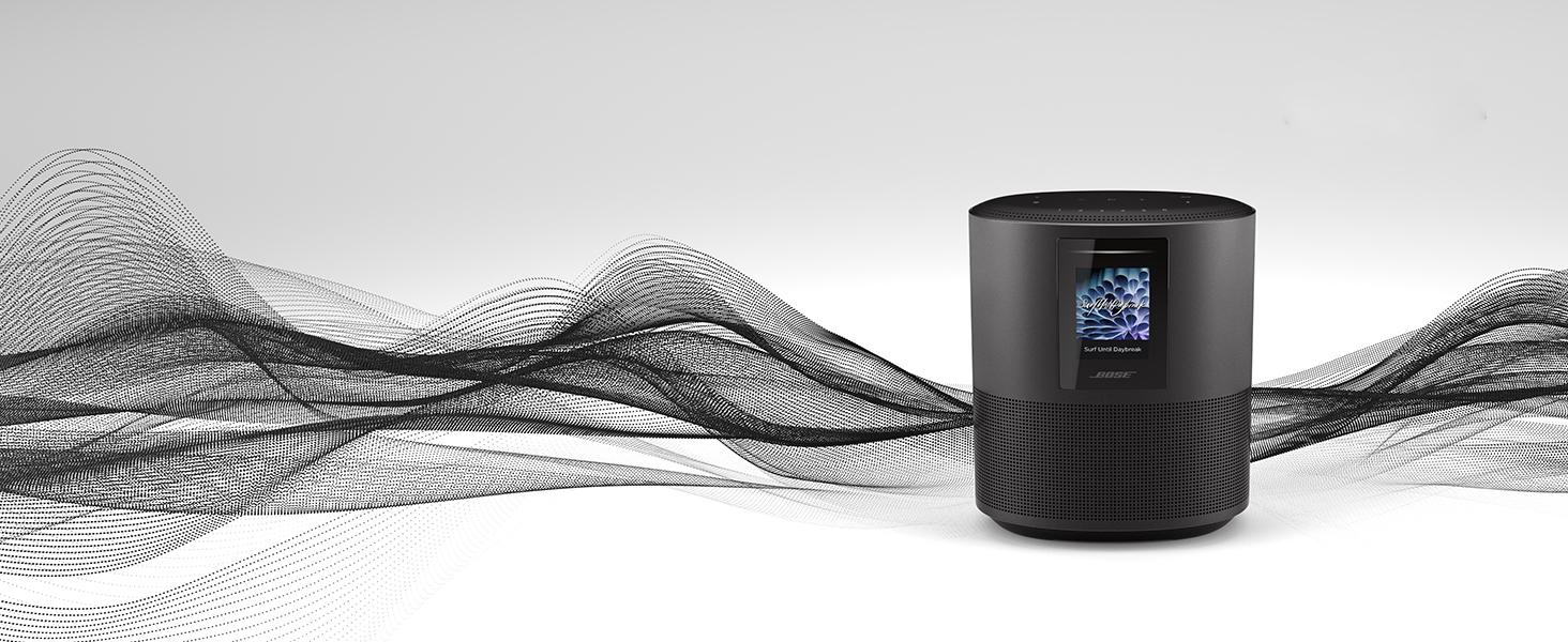 chất âm trung thực loa bose home speaker 500